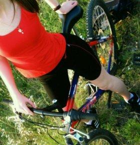 Велосипедки Nike, шорты для спорта, фитнеса