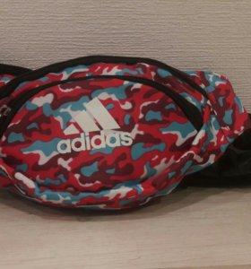 Сумка барсетка Adidas (новая)