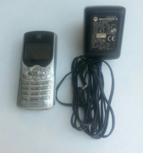 Телефон MOTOROLA C350