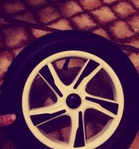 Колёса на каляску ,3 колеса