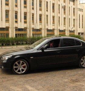 Аренда автомобиля BMW, Личный водитель