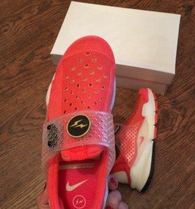 Кроссовки Nike fragment