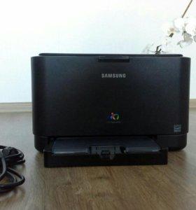 Продаю цветной лазерный принтер samsung clp-315