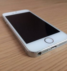iPhone 5 s Silver