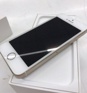 iPhone 5 s gold РСТ