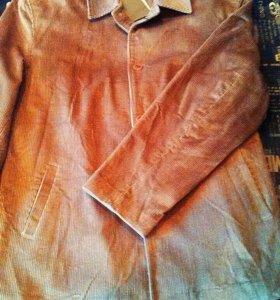 Куртки вельветовые