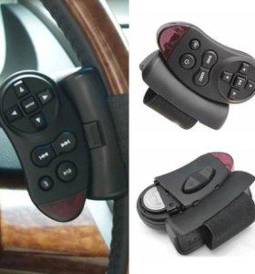 Пульт ДУ на руль для управления автомагнитолой