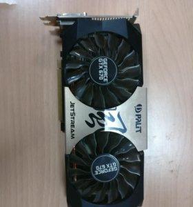 Видеокарта GTX670
