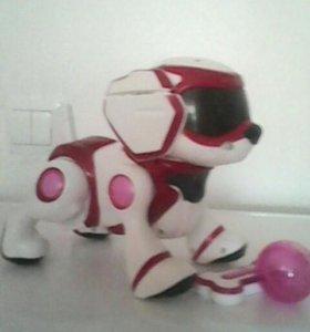 Робот-щенок