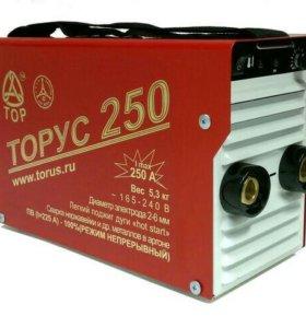 Сварочный инвертор Торус -250