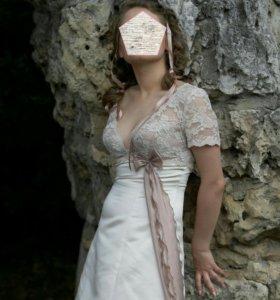 Свадебное платье. Размер М.