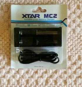 Зарядное устройство xtar MC2 mini USB