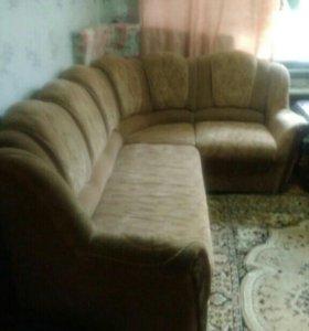 Мягкая мебель .