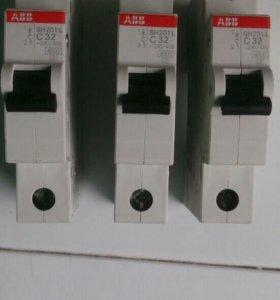 Автоматический выключатель модульный