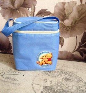 Изотермическая сумка для детских бутылочек disney