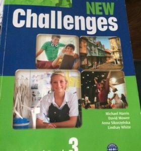 Учебник для английского языка New Challenges