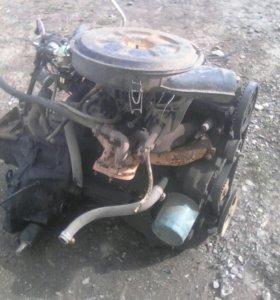 Двигатель на 2109