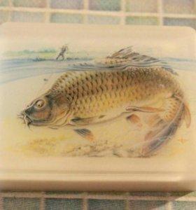 Рыбаку ( мыло )
