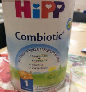 Смесь для детского питания Hipp Combiotic