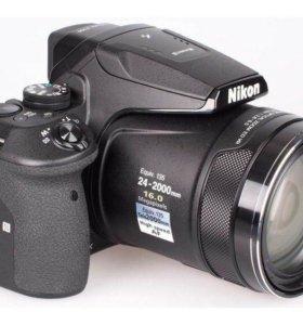 Nikon coolpix p900 новый рст два года гарантии