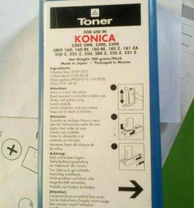 Тонер
