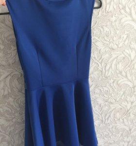 Новое платье, одевалось один раз