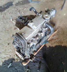 Мотор каробка