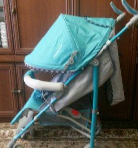Детская коляска-трость Мишутка