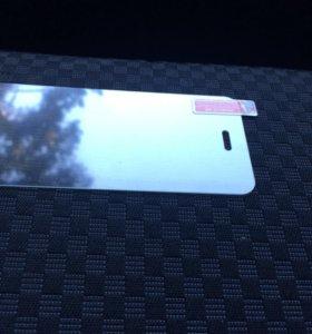 Защитное стекло для iPhone 5 и 6