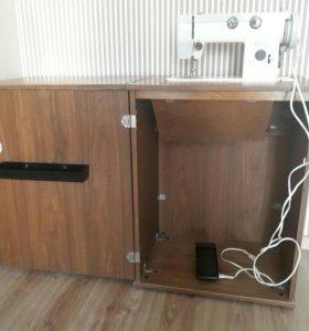 Швейная машина с электроприаодом