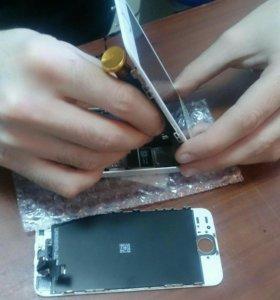 Ремонт iPhone, ipad, айфонов