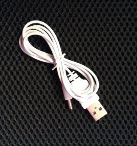 USB кабель 3,5*1,35