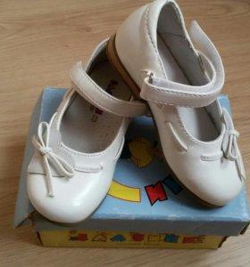 Новые туфельки для принцессы.р.22