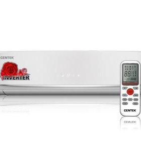 Инверторная Сплит-система Centek 5909 на 30 кв.м