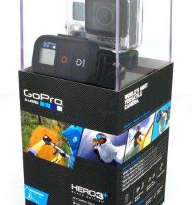GoPro 3+ Hero Black Edition