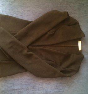 Бомбер и пиджак