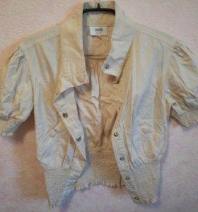 Пиджак на кнопках 44 размера