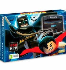 Денди Dendy Lego Batman 150 разных игр