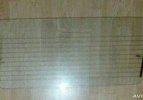 Задние стекло на ваз 2104