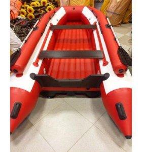 Лодка надувная ПВХ REEF ТРИТОН 390F