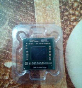 Процессор для ноутбук. AMD A-3300M