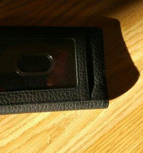 Визитница Tumi Window card case