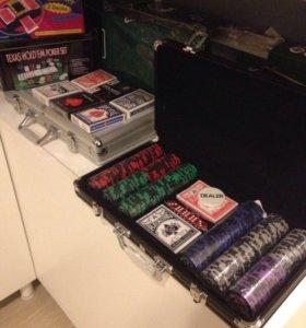 Покер, покерный набор