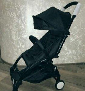 Удобная и компактная коляска Baby Time (Yoya)