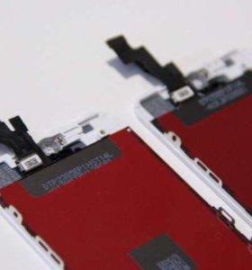 Дисплейные модули на iPhone 5/5S