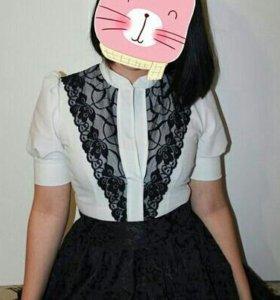 Очень красивое платье)
