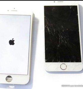 📱Замена дисплея IPhone 6/6s/6+ 5/5s/5c