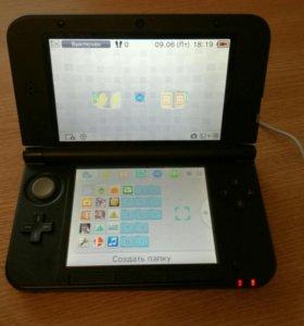 Приставка NINTENDOO 3DS xl