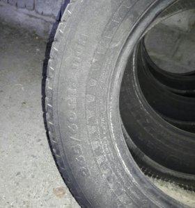 Продам колеса r18 265/60