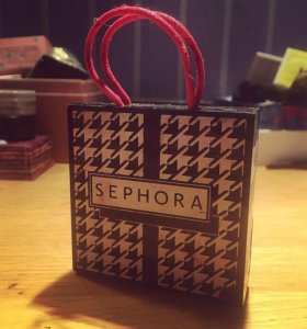 Палетка sephora